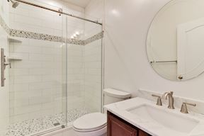 Attached Private Bath to Main Level Bedroom