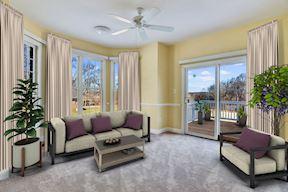 Sun Room w/Slider Access to Rear Deck