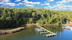 1,600 Feet of Gorgeous Frontage & Private Pier