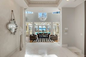 Great Hall to Waterside Sun Room