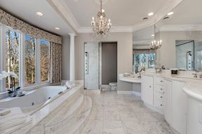 Luxury Master  Bath Suite #1