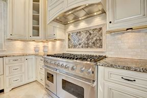 Professional Viking Appliances & Decorative Splash