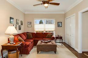 Main Level Den/Sitting/Bedroom Option