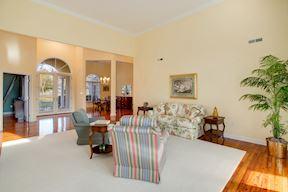 Open Plan Formal Living Room