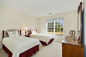 Light & Bright Main Level Bedroom