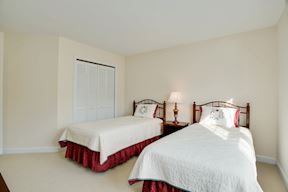 Spacious Main Level Bedroom