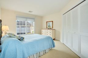 Main Level  Bedroom w/ Generous Closets