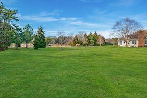 Spacious Waterside Lawn