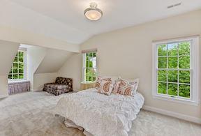 En-Suite Bedroom w/ Two Closets & Private Bath