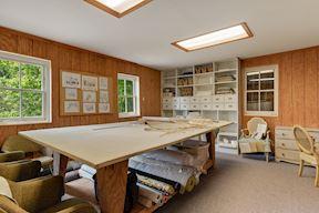 Garage / Barn Upper Level Studio Space