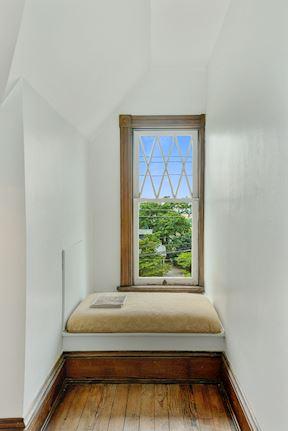 Dormer Windows in 2nd Upper Level