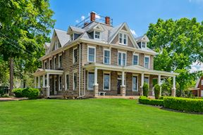 Gray Haven Historic Home Welcomes You Home!