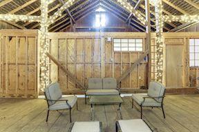 Barn Sitting Area