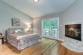 First Master Bedroom