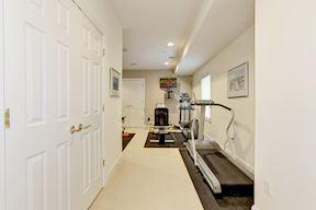 Lower Level Exercise Room /Bedroom 6 Option