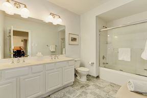 Private In-Law Attached Master Bath
