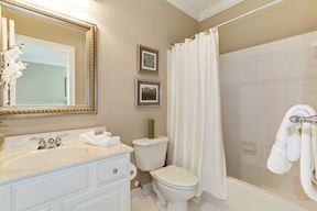 Upper Level En-Suite Attached Bath