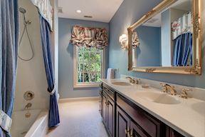 Secondary Master Suite Bath