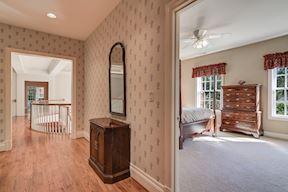 Upper Hall to Bedroom Three