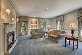 Primary Master Suite Sitting Room