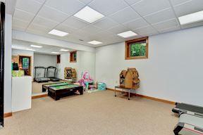 Game/Exercise Room