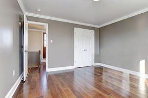 Third Bedroom/Optional Master Bedroom